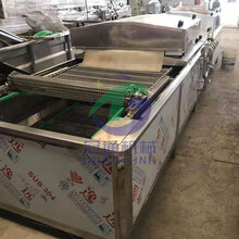 冠通机械厂家定制玉米加工设备即时玉米漂烫设备预煮流水线图片
