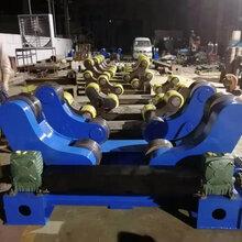 武汉10吨20吨30吨焊接滚轮支架焊接滚轮架厂家