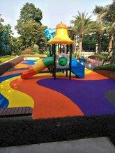 深圳环保标准塑胶跑道幼儿园塑胶地面塑胶场地施工塑胶跑道材料面层