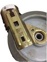 湖北华控厂家生产高精度液压铆接机台式铆接机刹车片旋铆机图片