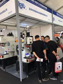 台州坎门华控自动化专业生产超高精度伺服压力机3吨电动伺服冲床单柱电子压力机