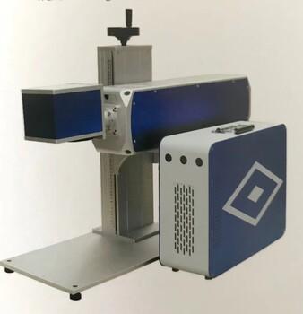 手持式激光打标机,便携激光雕刻机,电工电器汽车配件塑胶制品建材管材
