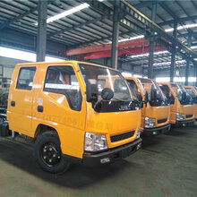 厂家直销国五、国六双排座自卸车、蓝牌小货车
