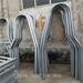 牧场设备热镀锌钢管一次成型牛卧床生产厂家