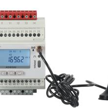 安科瑞無線計量電能表ADW300/CT485無線通訊4路溫度測量圖片
