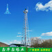 廠家定制安裝山林防火監控塔免費設計