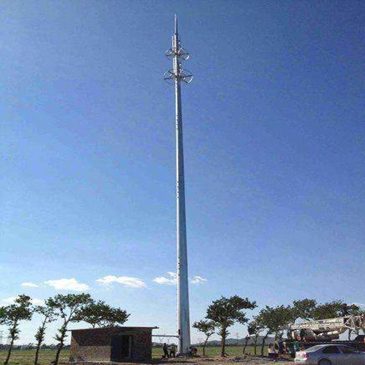 通信塔5G通信塔钢管通信塔单管通信塔