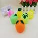 金华义乌泓智搪胶玩具加工定制厂家戏水洗澡水果模型玩具