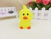 义乌泓智搪胶玩具批发定制抖音同款网红大小黄鸭子浴室戏水捏捏叫发声玩具