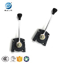 GJ103高品质柳工工程车改装手油门拉线图片