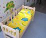 幼兒園兒童被子三件套純棉寶寶午睡小被褥全棉床品含芯六件套