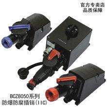 BCZ8050粉尘防爆防腐插接装置防爆防腐插座图片