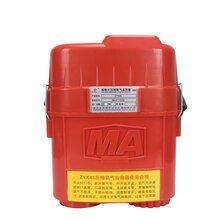 隔绝式正压氧气自救呼吸器煤安证45分钟图片