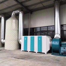 UV光氧催化废气净化处理设备环保达标
