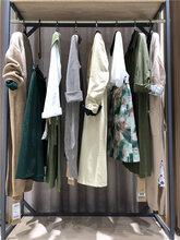 麦中林时尚棉麻休闲女装品牌折扣女装走份批发