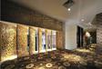上海廠家專業定制防變形個性搭配室內裝修波浪板裝飾板隔斷板通花板