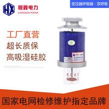 厂家直销变压器吸湿器硅胶罐呼吸器XSII图片