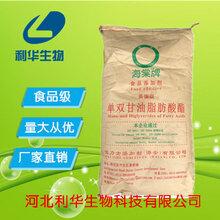 食用单甘脂单甘酯生产厂家蒸馏级乳化剂单硬脂酸甘油酯单双甘油脂肪酸酯