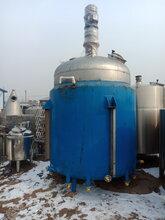 二手5噸電加熱不銹鋼反應釜低價出售轉讓