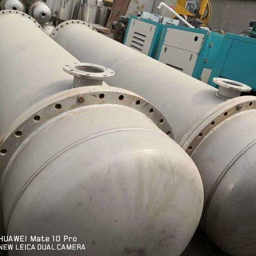 石家莊二手列管冷凝器生產廠家,二手不銹鋼列管冷凝器