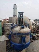 泰州二手不锈钢反应釜生产厂家,二手反应釜价格