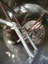 二手5噸搪瓷反應釜廠家,二手不銹鋼反應釜