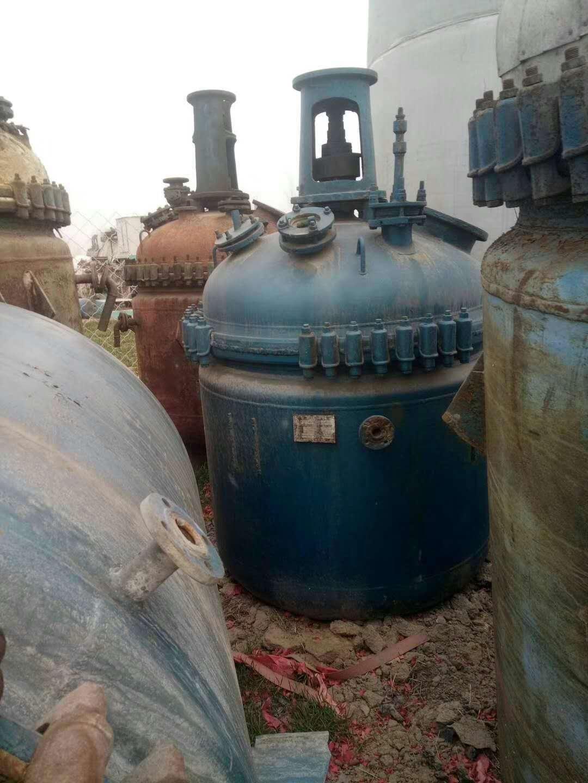南京二手不锈钢反应釜生产厂家