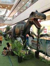 仿真恐龙、VR设备、超级蹦床等会展庆典设备租赁服务