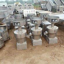 出售二手磨浆机豆制品设备300型磨浆机图片