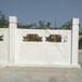 价格便宜的石材栏杆样式和图片及厂家-草白玉栏杆定制