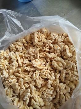脫皮核桃仁去黃衣核桃頭路機脫面包點心烘培核桃仁原料