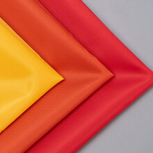 廠家直銷滌綸230D雙面斜紋牛津布帳篷手袋布料內襯箱包里布圖片