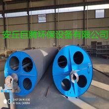 生产直立式升降缠绕机玻璃钢缠绕机脱硫塔生产设备卧式缠绕设备厂家图片
