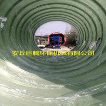 夾砂管道纏繞機工藝管道模具玻璃鋼管道模具污水管道纏繞設備圖片