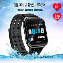 外贸热卖款B07运动智能手环,带计步、信息推送防丢失智能穿戴图片
