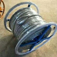 供应热镀锌13mm无扭钢丝绳价格防扭钢丝绳量大优惠图片