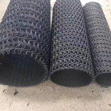 厂家直销HDPE硬式透水管常州网状透水管过滤排水管图片