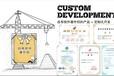 專業定制軟件網站建設開發