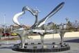 潮州不銹鋼雕塑價格,城市景觀雕塑