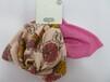 外贸宝宝秋冬帽子,婴儿印花纯色2件装帽子