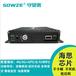 4路4G遠程監控車載錄像機sd卡存儲AHD車載主機