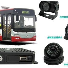 守望者公交车车载监控套装四路720P车载录像机带gps定位录像抓拍功能图片