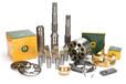 PC360-7-12液压泵泵胆平面九孔铜头液压泵摇摆总成散件