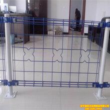 泰州双圈护栏网厂家-江苏双圈护栏网价格-园林双圈护栏网优点-现货双圈护栏网规格图片