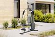 爱康室内24613单人综合训练器到底好不好用,和健身室的有区别吗