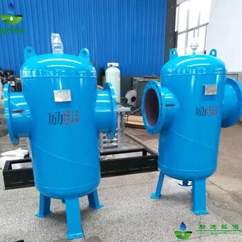 螺旋杂质分离器安装使用