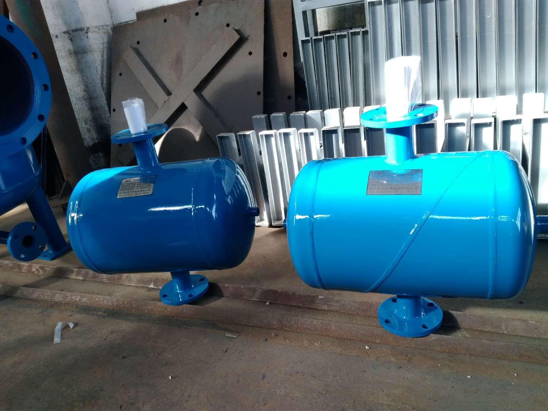 锅炉微气泡除污装置安装示意图