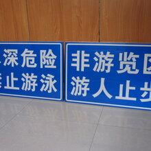 上海市区景区道路导向指示牌城市快速路交通标志