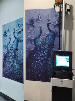 【5d立体广告壁画打印机墙绘机彩印全自动墙体喷绘彩绘机墙面绘画机】-黄页88网图片