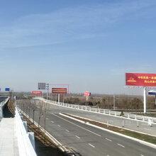 银川机场广告牌